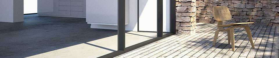 Zubehör für Terrassentüren