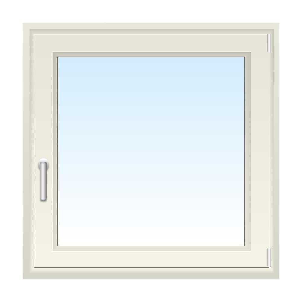 Fenster Cremeweiß