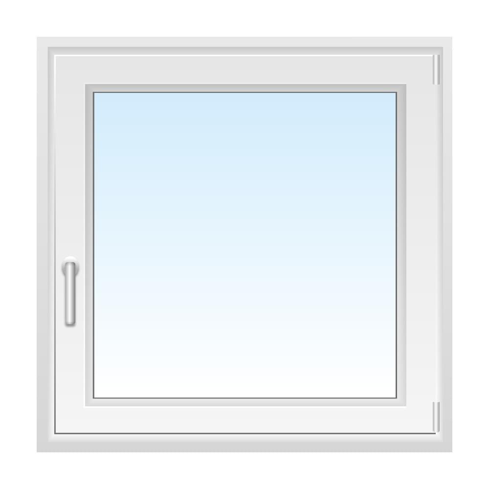Weiße Fenster