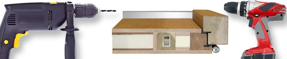 haust r einbauen anleitung infos zu kosten tipps. Black Bedroom Furniture Sets. Home Design Ideas