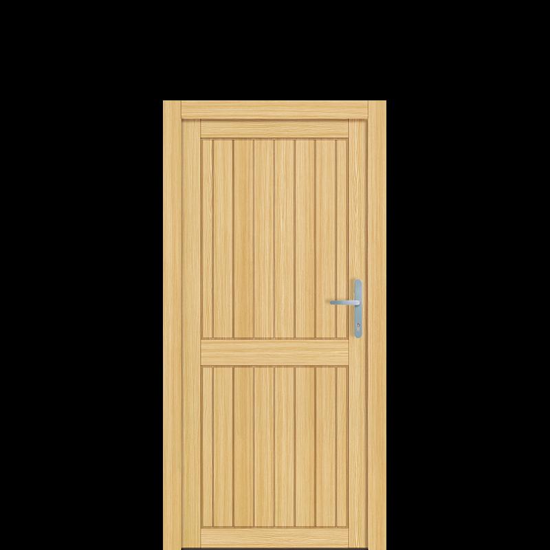 Holz Nebeneingangstür Minden
