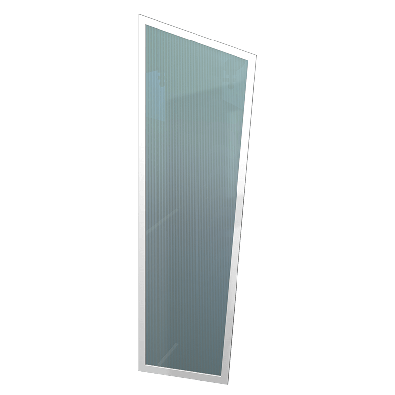 Glas Seitenteil Lichtenstein